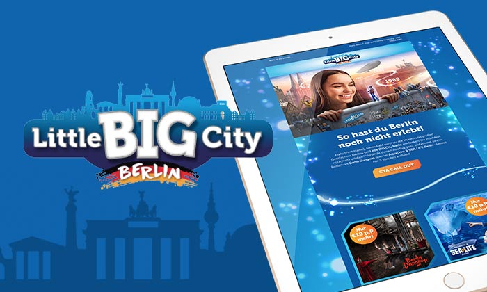 Little Big City Berlin Email Templates